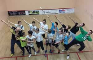 Ecole de Squash