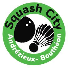 Squash badminton Andrezieux