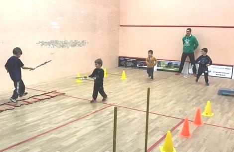 Mini – Squash
