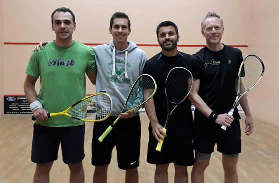 Open Squash 01/07/2017